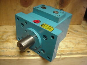 Rotac Micromatic Hy dro ac Hydraulic Rotary Actuator Mpr3 4 2v oil
