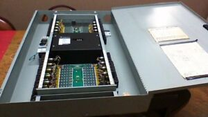 Ge Reinter4848 Low Voltage Control Liting Panel 48 Space W 44 Rr9 Relays