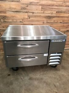 2017 Beverage Air Wtrcs36 1 36 Chef Base W 2 Drawers 115v