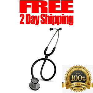 3m Littmann Lightweight Ii S e Stethoscope Clipart Heart Doctor Nurse Ems Black