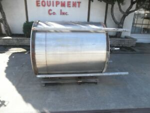 475 Gallon Stainless Steel Tank