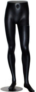 Mn 146 Black Lower Torso Male Men s Half Body Pants Mannequin Legs Form