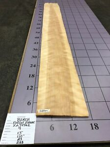 Birch Wood Veneer Sheets