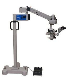 Zeiss Opmi Mdu S5 Specialized Ophthalmic Cataract Retinal Surgical Microscope