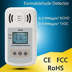 Air Quality Detector Indoor For Accurate Testing Formaldehyde hcho Monitor