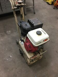 Edco Cpm8 9h Scarifier New Teeth And Drum