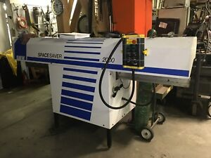 Smw Space Saver 2000 Bar Feeder