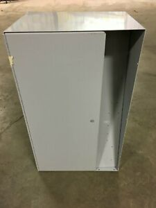 Steel Electrical Cabinet 26 75 X 16 X 10 75