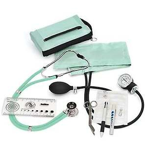 Prestige Medical Aneroid Sprague Nurse Kit With Carrying Case