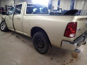 09 10 11 Dodge Ram 1500 Bed Box W Liner Quad Cab 6 4 White Gold Pwl
