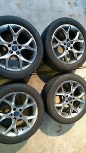 Ford Focus fusion Aluminium Oe Aluminum Wheels And Tires
