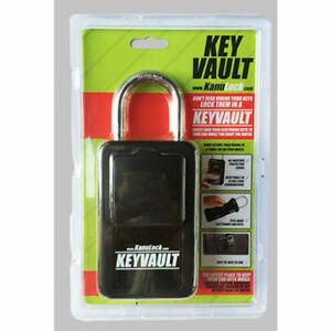 Kanulock Keyvault Key Storage Lock Box new free Shipping