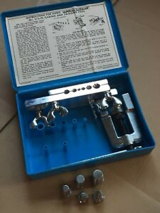 Imperial Eastman 275fs Tube Swaging Flaring Tool Set