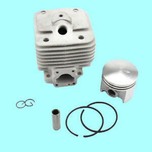 49mm Cylinder Piston Ring Pin For Stihl Concrete Saw Ts350 Ts360 4201 020 1200