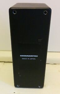 Hamamatsu H8249 101mod Photomultiplier Tube New In Box Cabling Included