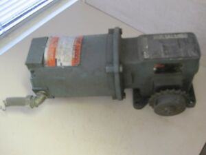 Reliance Electric Mr94745lkbtu Gearbox With P56h3002r yu Motor Pro2876