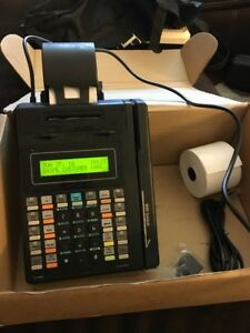Used Hypercom T7p t Pos Credit Card Terminal W Orgnl Box fast Shipping