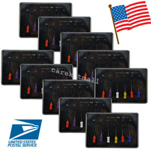Usa 60pcs Dental Endodontics Niti Hand Use Super Quality Rotary Files Sx f3 25mm