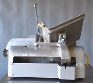 Used Hobart 1612 Commercial Meat Slicer excellent Working Condition Free Ship