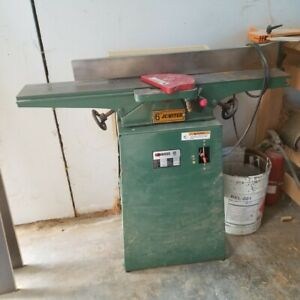 Canwood 6 Jointer
