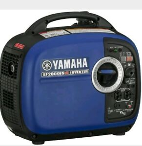 Yamaha Ef2000isv2 2000 Watt Portable Generator Ef2000is Free Shipping To Pr