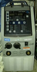 Otc Daihen Dm 350 Working And Excellent Used Condition