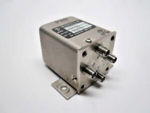 Db Products Ts1d11 Dc To 18 Ghz 50 Ohm 12vdc Sma f Fail Safe Coaxial Relay