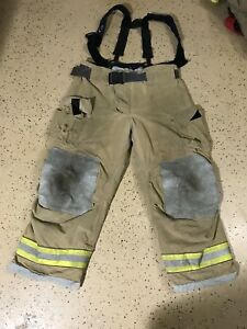 Cairns Firefighter Suits Fire Turnout Pants Bunker Gear 42 30 09 2008