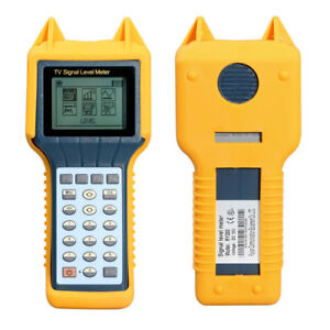 Kolsol Ry 200 Catv Cable Tv Handle Digital Signal Level Meter Db Best Tester