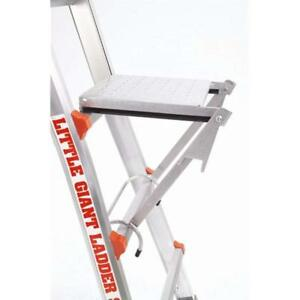Accessories Little Giant Ladder Systems 10104 375 pound Rated Work Platform