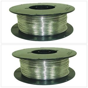 Gauge Field Guardian Aluminum Wire Electric Fence Wire Outdoor Farms Genuine New