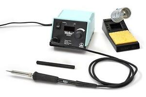 Soldering Station Kit Rework Weller Digital Led 220 Volt 50 Watt 350 850f Temp