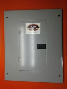 200 Amp 24 W main Space Murray Arrowhart Panel Cover