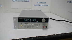 Agilent E3645a 35v 2 2a 60v 1 3a 80 W Programmable Dc Power Supply