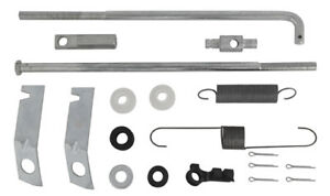 1956 1957 Bel Air Carb Linkage Kit Dual 4 Bbl Carbs