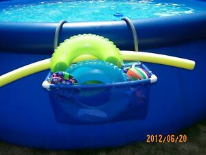 Hanging Pool Basket Patent Usa
