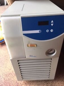 One Neslab Merlin M33 Recirculating Chiller Not Working As Is