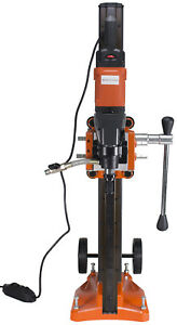 Cayken Handheld 5 Diamond Core Drill Rig With 580f Adjustable Vacuum Stand