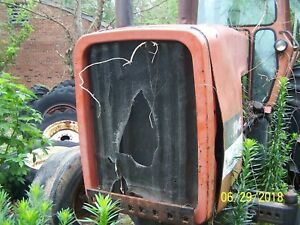 Ac Allis Chalmers 7045 Tractor Front Grille And Grille Shell Grille Nose
