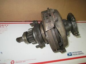 Oliver 77 Super 77 88 Super 88 Pto Clutch Works Well