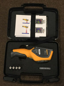 Fluke Vt02 Visual Ir Infrared Thermometer Temperature Meter Tester Case