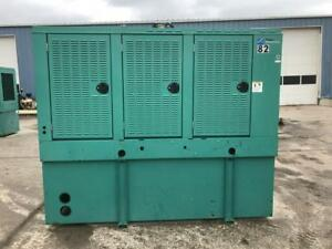 _150 Kw Cummins Onan Generator Set Base Fuel Tank 12 Lead Reconnectable