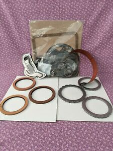 Ford C 6 Transmission Rebuild Kit W Clutches Steels Band Filter 2wd L76 Up