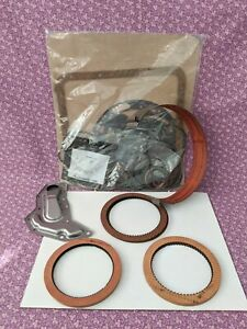 Ford C 6 Transmission Rebuild Kit W Clutches Band Filter 2wd L76 Up