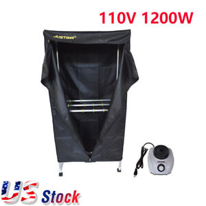 Us Stock 110v Simple Type Silkscreen Drying Cabinet Assembly Curing Screen Tool