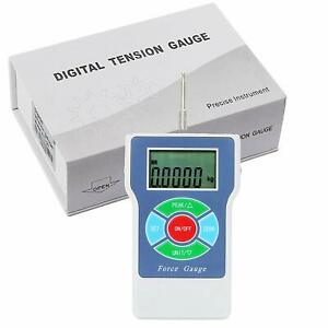 Digital Meter 2n Tensionmeter Tension Tester Portable Force Masuring Gauge Atl 2
