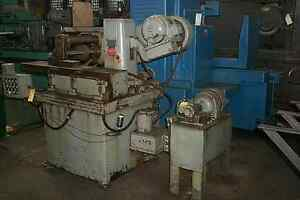 Production Mill Us Burke Hd 3 Hp 10 X 48 20 Travel O arm Supp Coolant