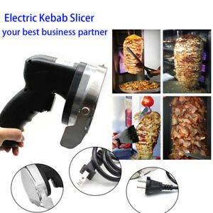 Electric Shawarma Cutter Slicer Knife Gyro Knife Doner Knife Kitchen Equipment