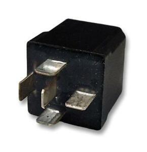 3pk Hella 931680017 Mini Relay 20 40a 12v Spdt
