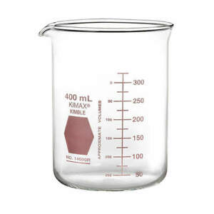 Griffin Beaker low Form glass 50ml pk12 14000r 50